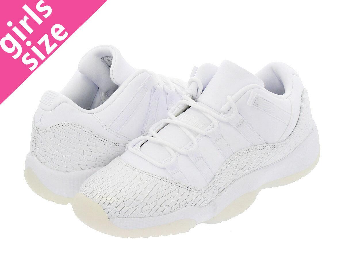 レディース靴, スニーカー  NIKE AIR JORDAN 11 RETRO LOW GG HERIESS 11 GG WHITEWHITEPURE PLATINIUM 897331-100
