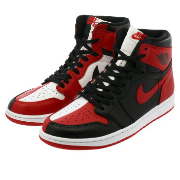 NIKE AIR JORDAN 1 RETRO HIGH OG 【HOMAGE TO HOME】【LIMITED 2300】【NUMBERED】 ナイキ エア ジョーダン 1 レトロ ハイ OG BLACK/WHITE/UNIVERSITY RED