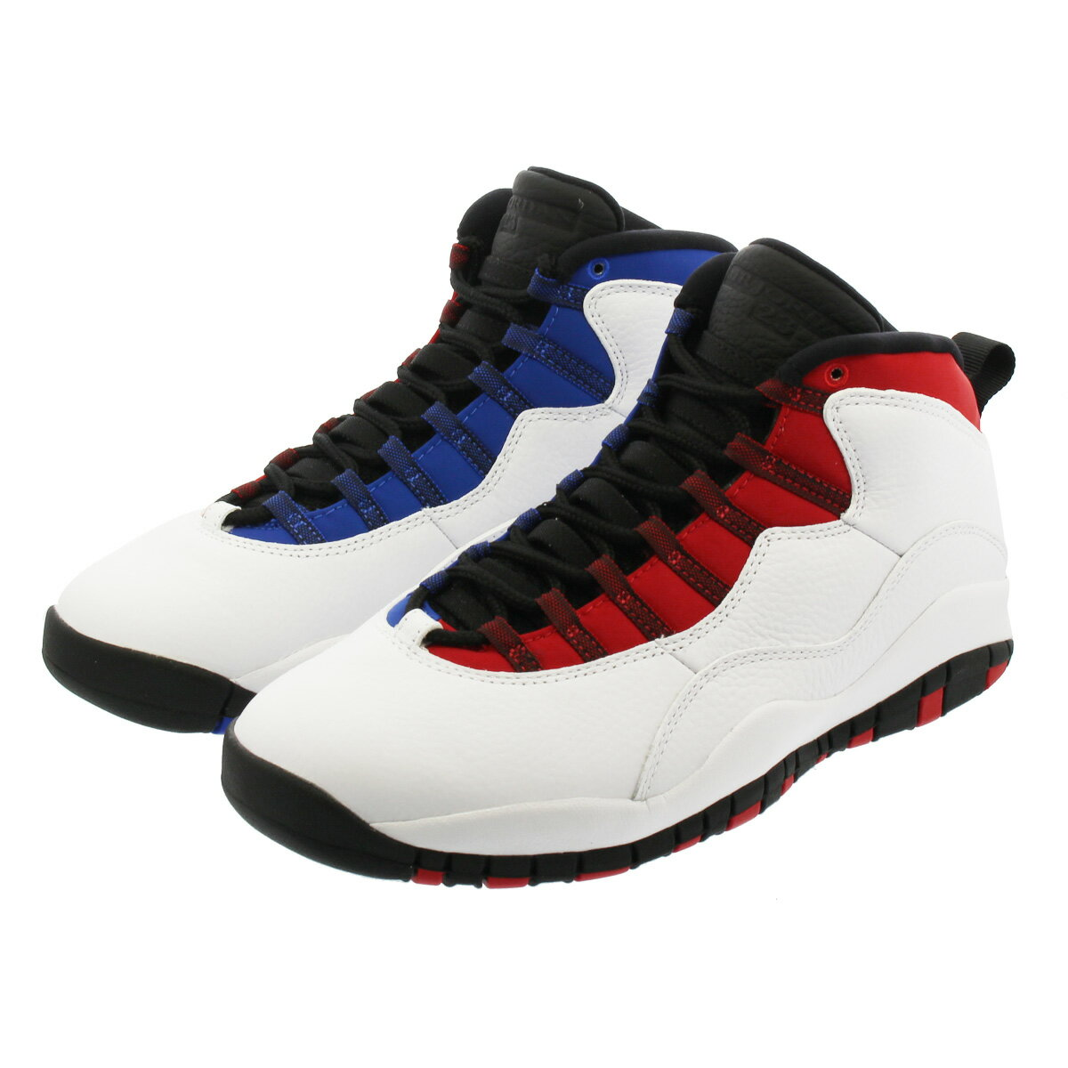 red and blue retro 10 Sale Jordan Shoes