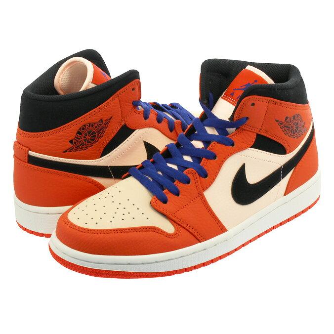 new product c6a45 5b6d4 NIKE AIR JORDAN 1 MID SE Nike Air Jordan 1 mid SE TEAM ORANGE/BLACK/CRIMSON  TINT 852,542-800