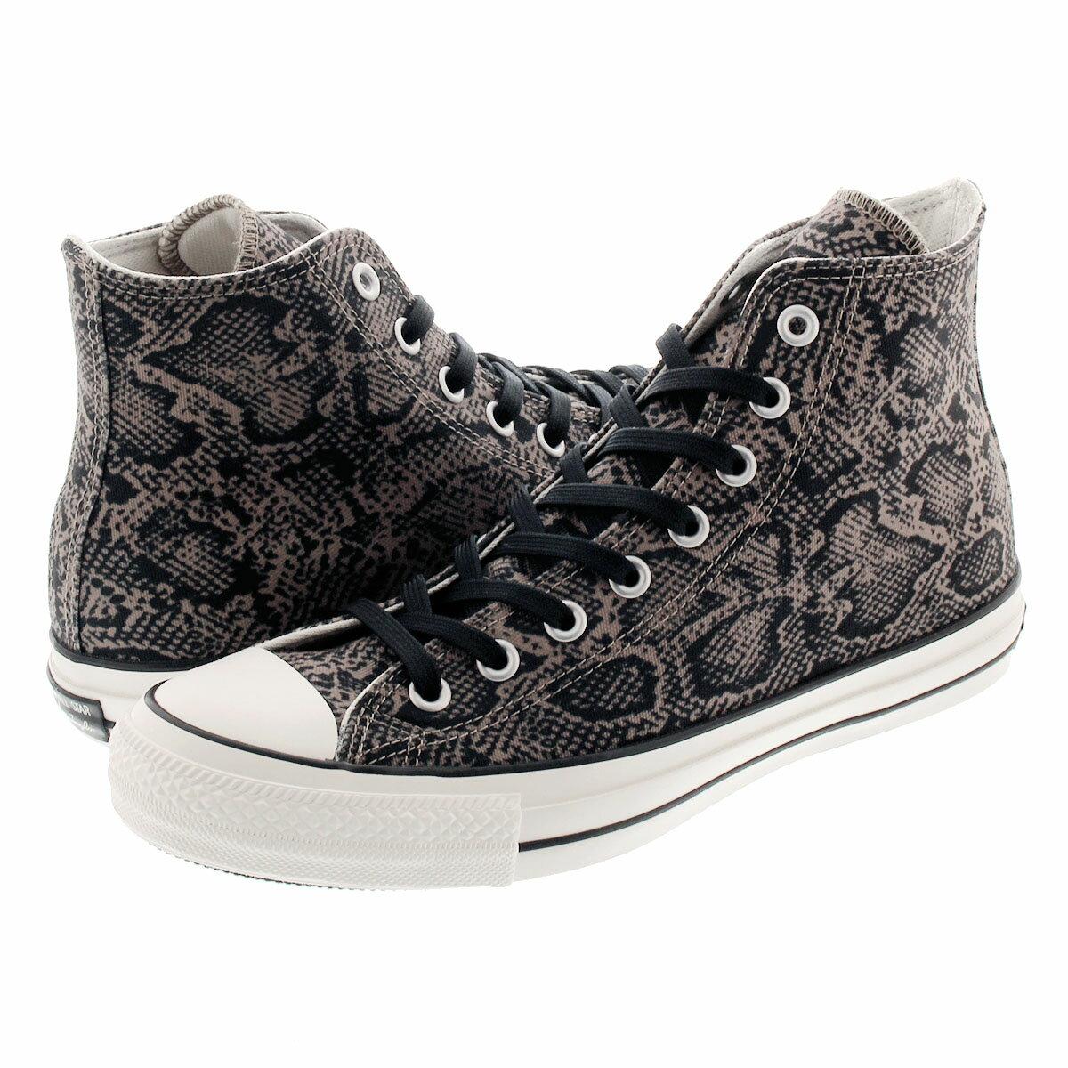 レディース靴, スニーカー CONVERSE ALL STAR 100 SNAKE HI 100 BROWN 31300881