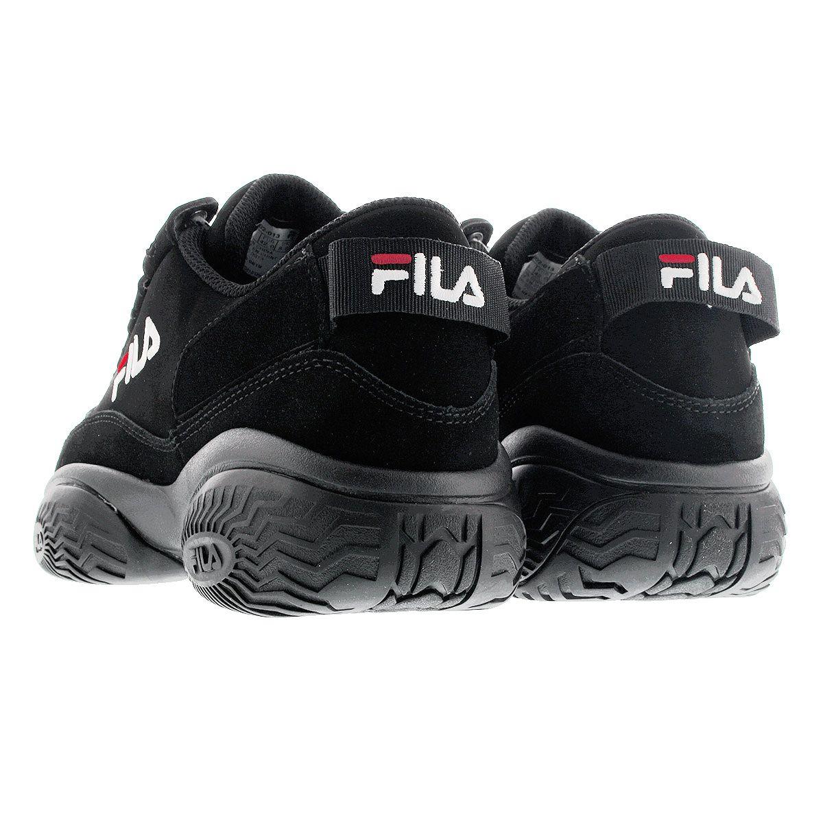 FILA PROVENANCE LOW フィラプロヴィナンスロウ BLACKWHITE f0400 0013