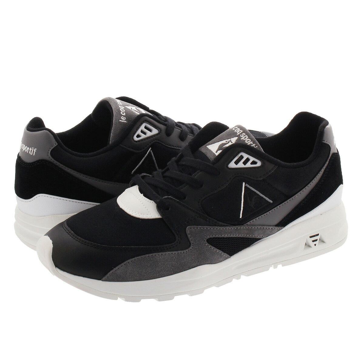 メンズ靴, スニーカー le coq sportif LCS R800 LCS R 800 BLACK ql1pgc09bk