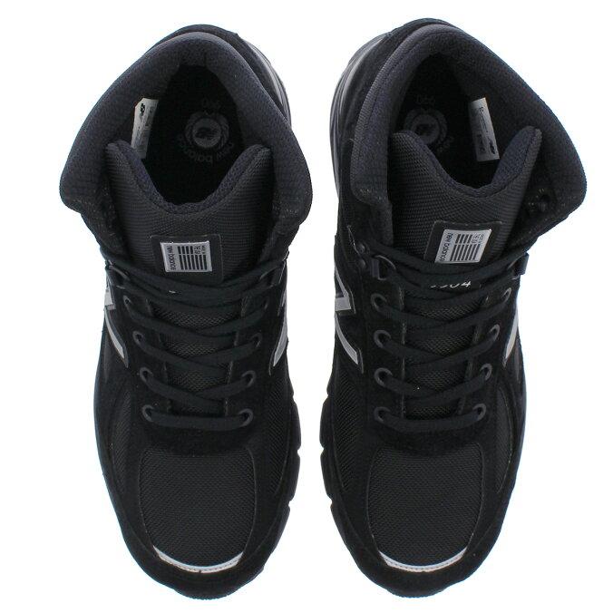 new product d313d 974b3 NEW BALANCE MO990BK4 New Balance MO990 BK4 BLACK