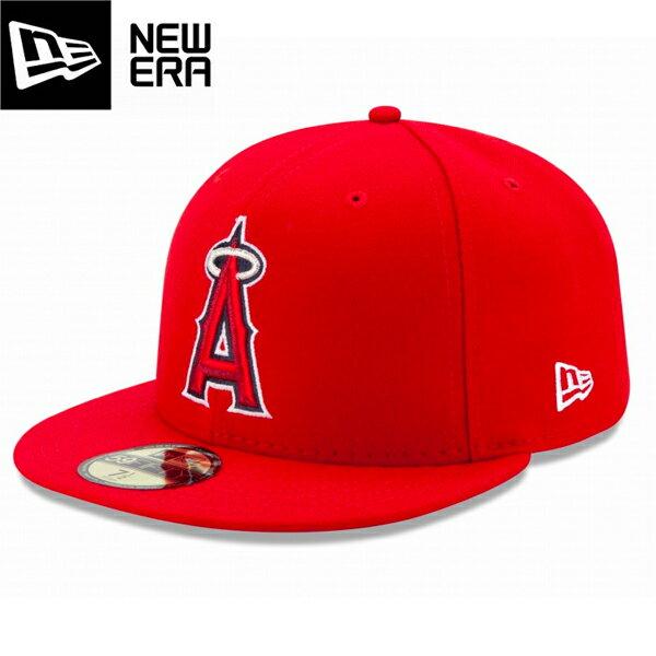 【毎日がお得!値下げプライス】 NEW ERA 59FIFTY MLB ON-FIELD 【LOS ANGELES ANGELS】 ニューエラ 59FIFTY MLB オン フィールド TEAM COLOR