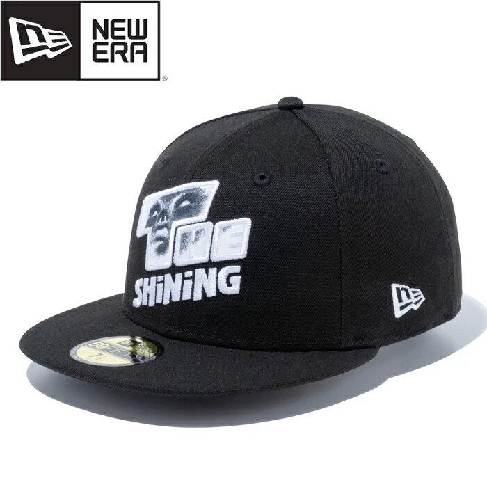 メンズ帽子, キャップ NEW ERA 9FIFTY THE SHINING LOGO BLACK
