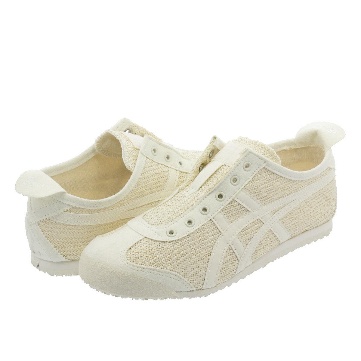 レディース靴, スニーカー Onitsuka Tiger MEXICO 66 SLIP-ON 66 CREAMCREAM 1182a046-101