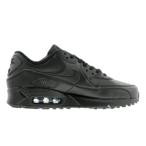 NIKEAIRMAX90LEATHERエアマックス90レザーBLACK/BLACK