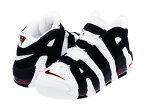 【ビッグ・スモールサイズ】 NIKE AIR MORE UPTEMPO ナイキ モア アップ テンポ WHITE/BLACK/VARSITY RED