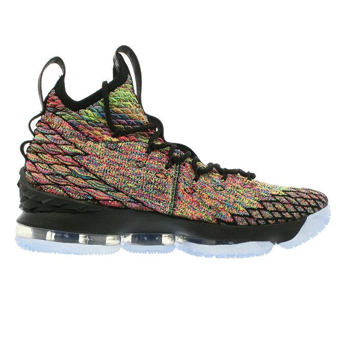 8fd2501fa853 SELECT SHOP LOWTEX  NIKE LEBRON 15 Nike Revlon 15 BLACK MULTI COLOR ...