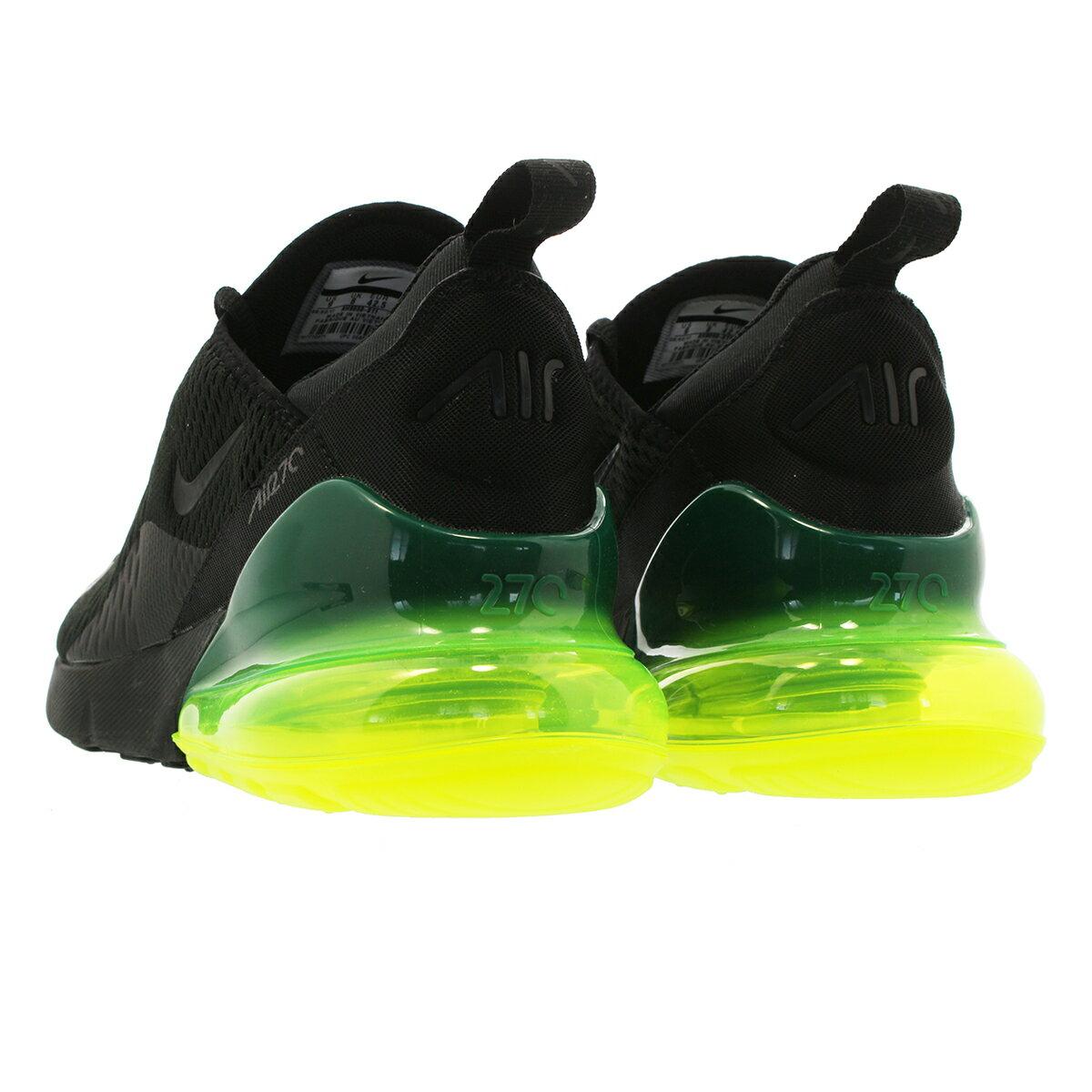 Shop Nike Air Max 270 AH8050 011 BlackNeon Green in 2019