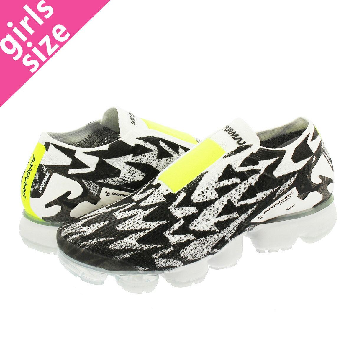 レディース靴, スニーカー NIKE ACRONYM AIR VAPORMAX MOC 2 2 LIGHT BONELIGHT BONEBLACK aq0996-001-l
