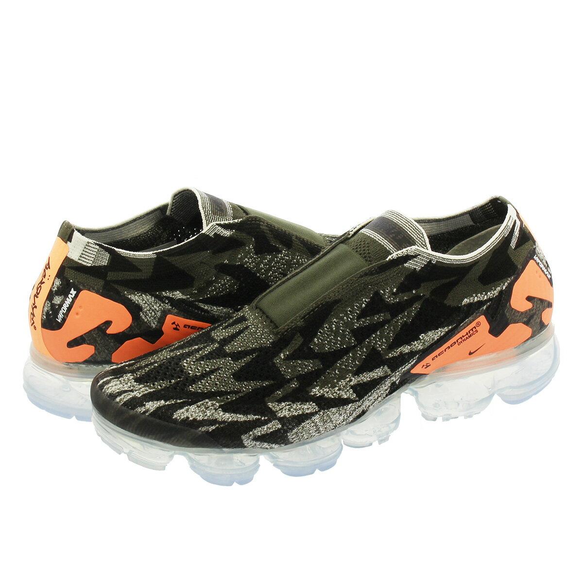 メンズ靴, スニーカー  NIKE ACRONYM AIR VAPORMAX MOC 2 2 SAILCARGO KHAKIDARK STUCCO aq0996-102