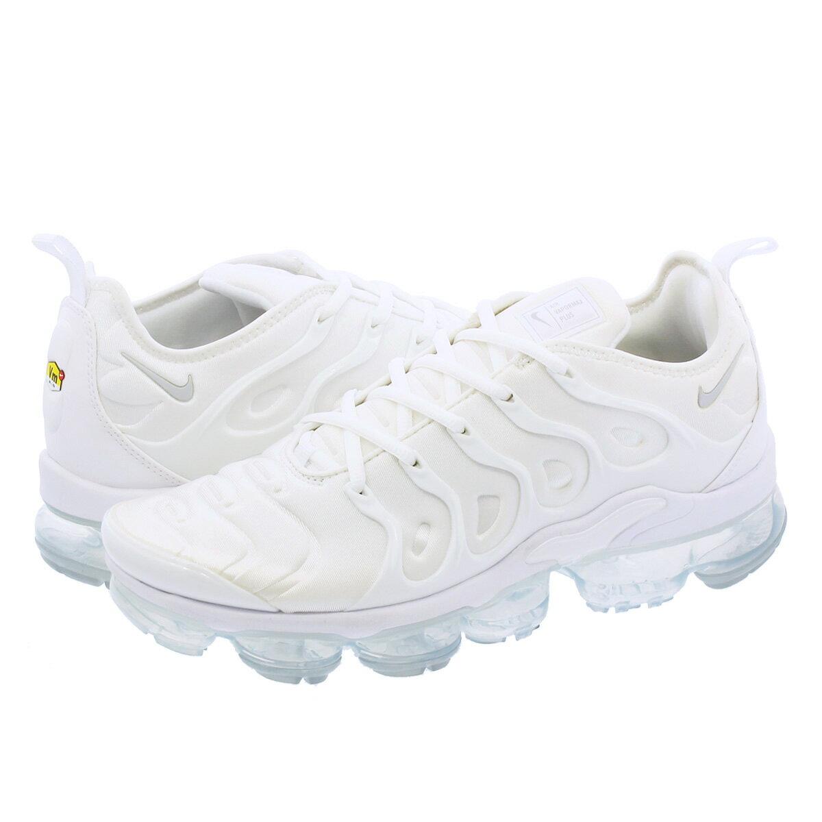 メンズ靴, スニーカー NIKE AIR VAPORMAX PLUS WHITEWHITEPURE PLATINUM 924453-100