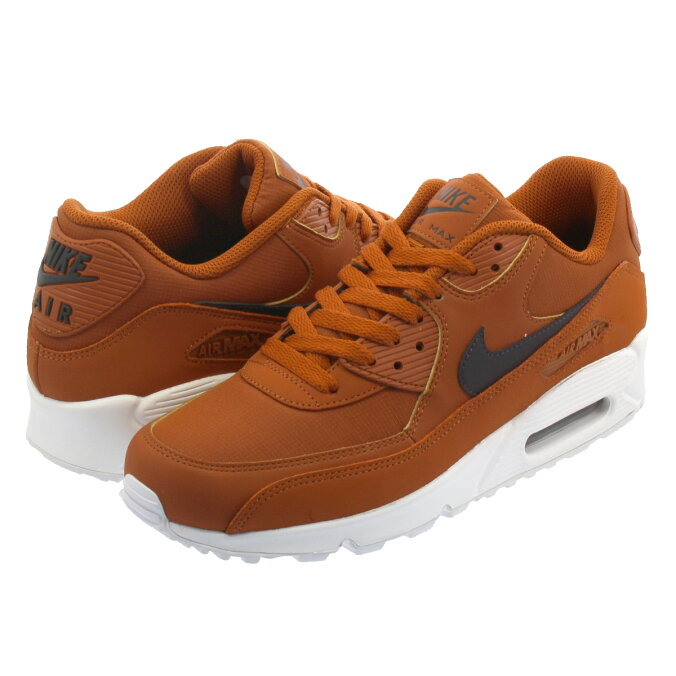 buy popular ff72c f7587 NIKE AIR MAX 90 ESSENTIAL Kie Ney AMAX 90 essential DARK  RUSSET/BURGUNDY/ASH/WHITE aj1285-203