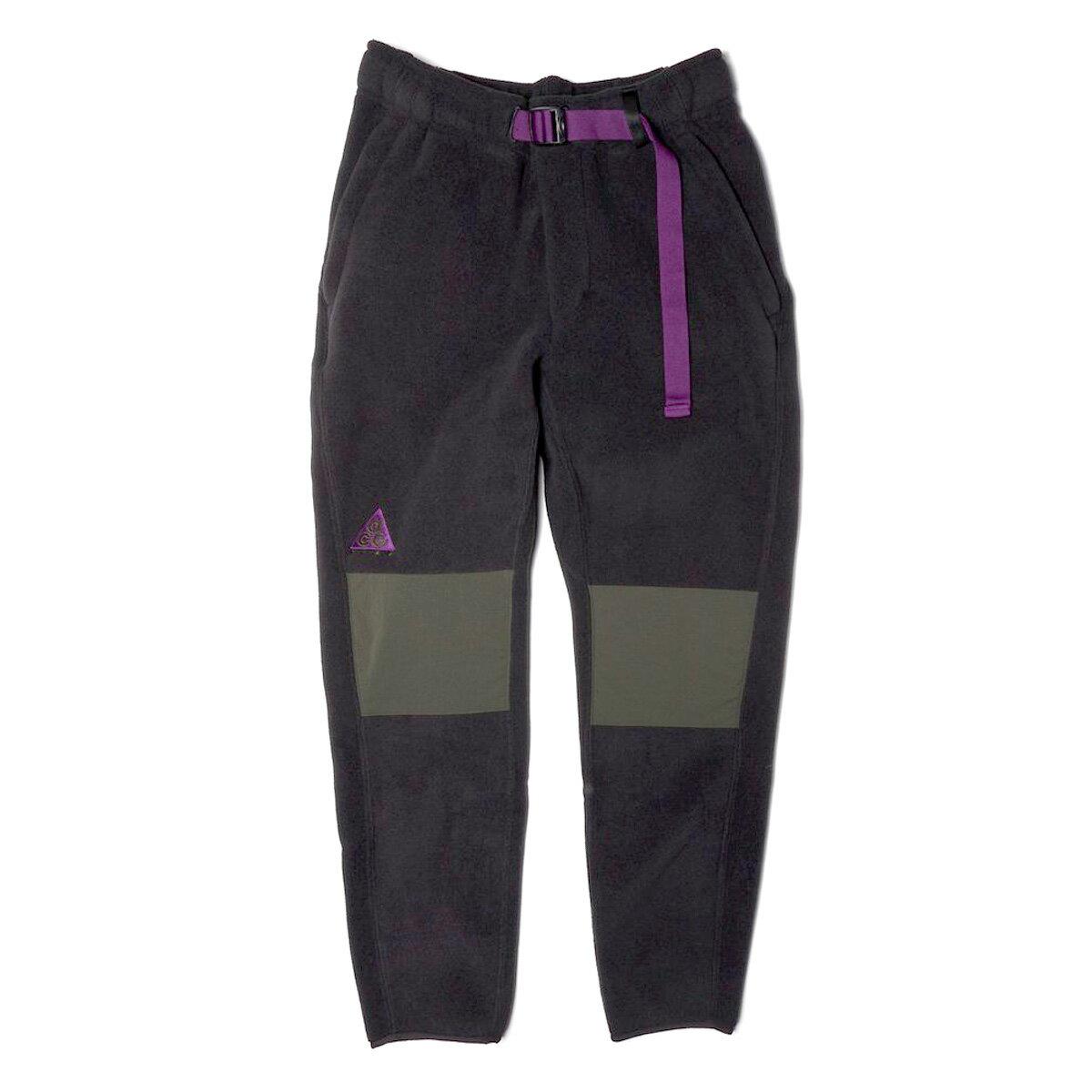 メンズファッション, ズボン・パンツ NIKELAB ACG SHERPA FLEECE PANT ACG BLACK aj2014-010
