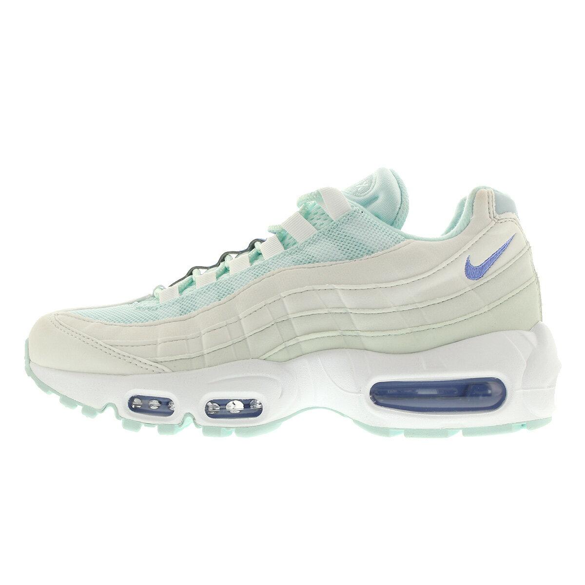 NIKE WMNS AIR MAX 95 Nike women Air Max 95 TEAL TINTROYAL PULSEWHITE 307,960 306