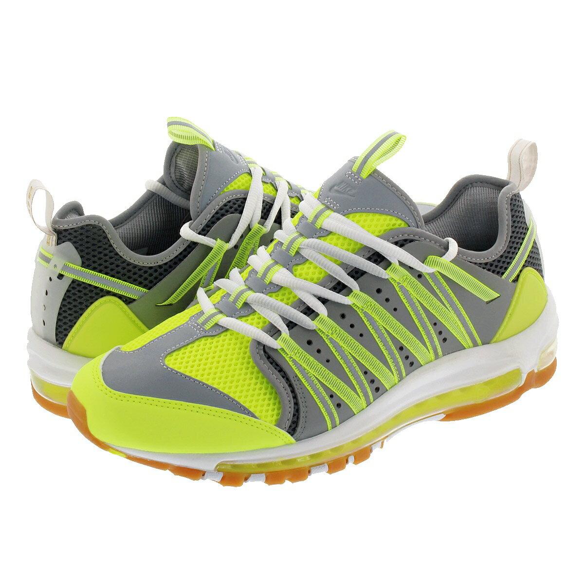 メンズ靴, スニーカー  NIKE x CLOT AIR MAX 97 HAVEN x 97 VOLTDARK GREYPURE PLATINUM ao2134-700