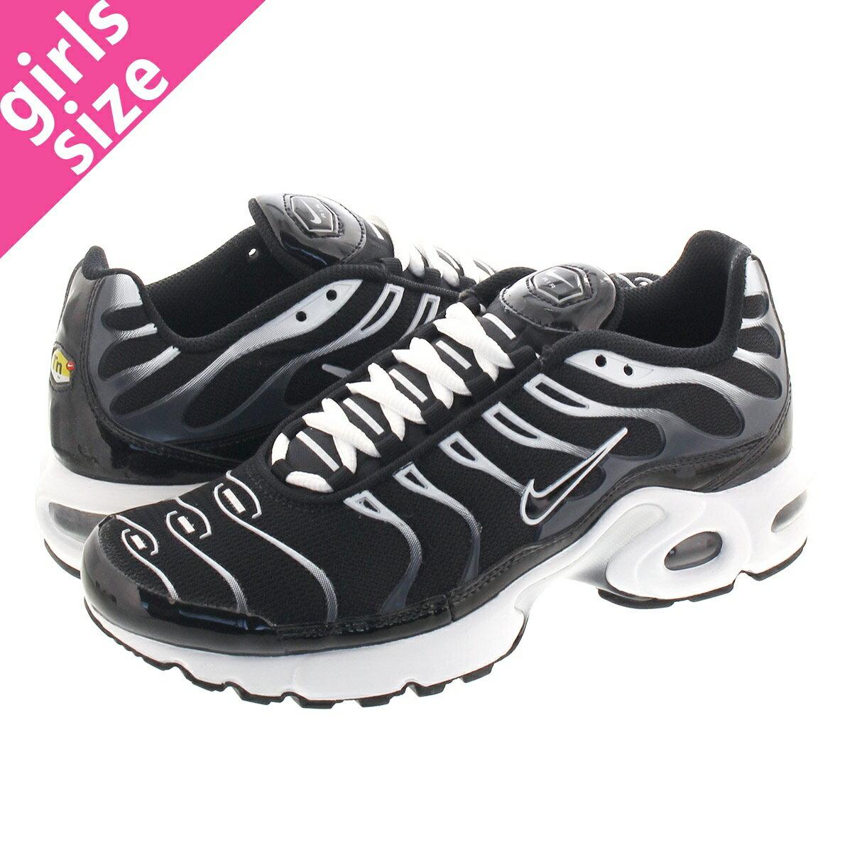 レディース靴, スニーカー  NIKE AIR MAX PLUS GS GS BLACKBLACKWHITEANTHRACITE ar1852-006