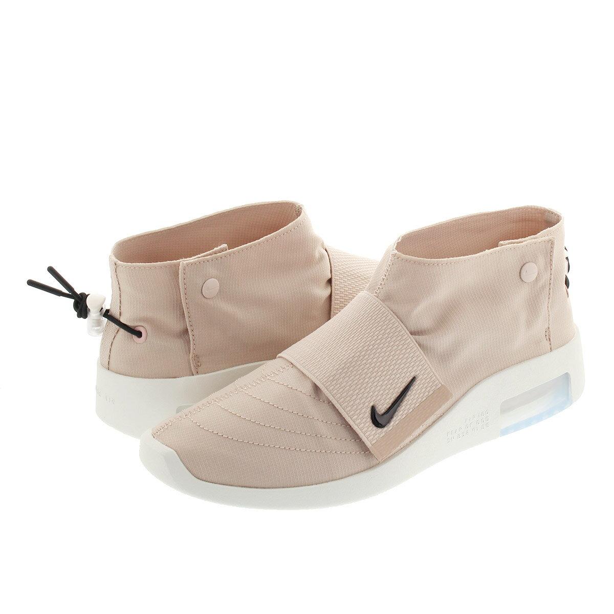メンズ靴, スニーカー  NIKE AIR FEAR OF GOD MOC PARTICLE BEIGESAILBLACK at8086-200