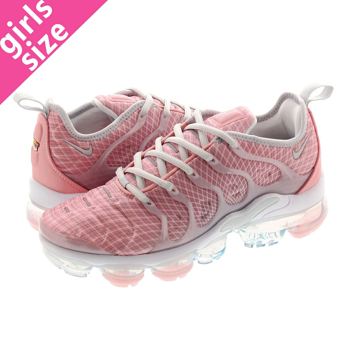 レディース靴, スニーカー  NIKE WMNS AIR VAPORMAX PLUS CORALPLATINUM ao4550-603