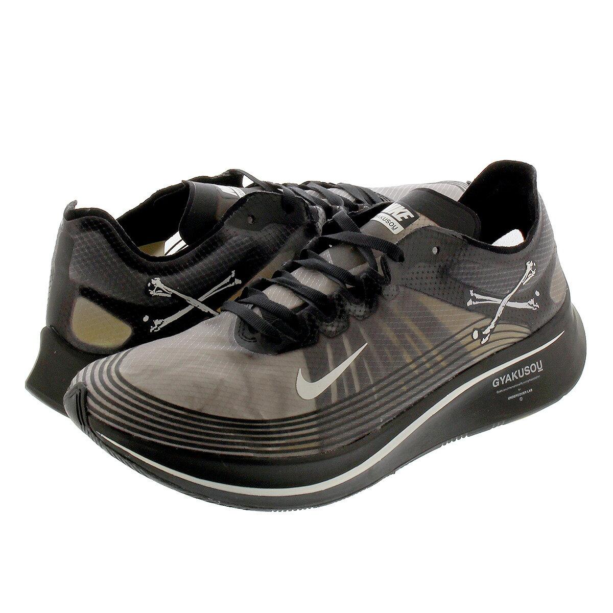 メンズ靴, スニーカー  NIKE ZOOM FLY GYAKUSOU BLACKSAILMINERAL YELLOW ar4349-001
