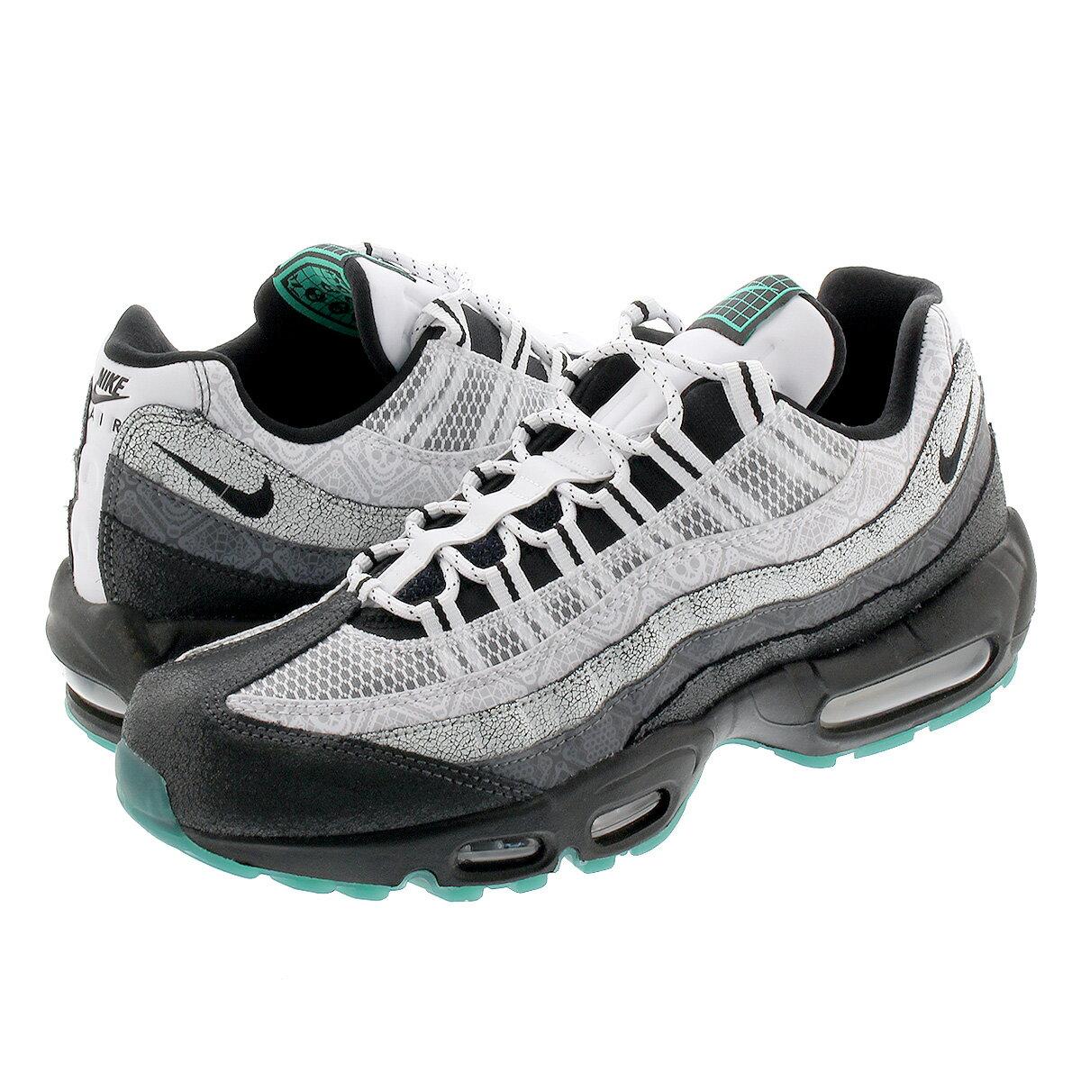 メンズ靴, スニーカー NIKE AIR MAX 95 SE DAY OF THE DEAD 95 SE ANTHRACITEBLACKCOOL GREYWHITE ct1139-001