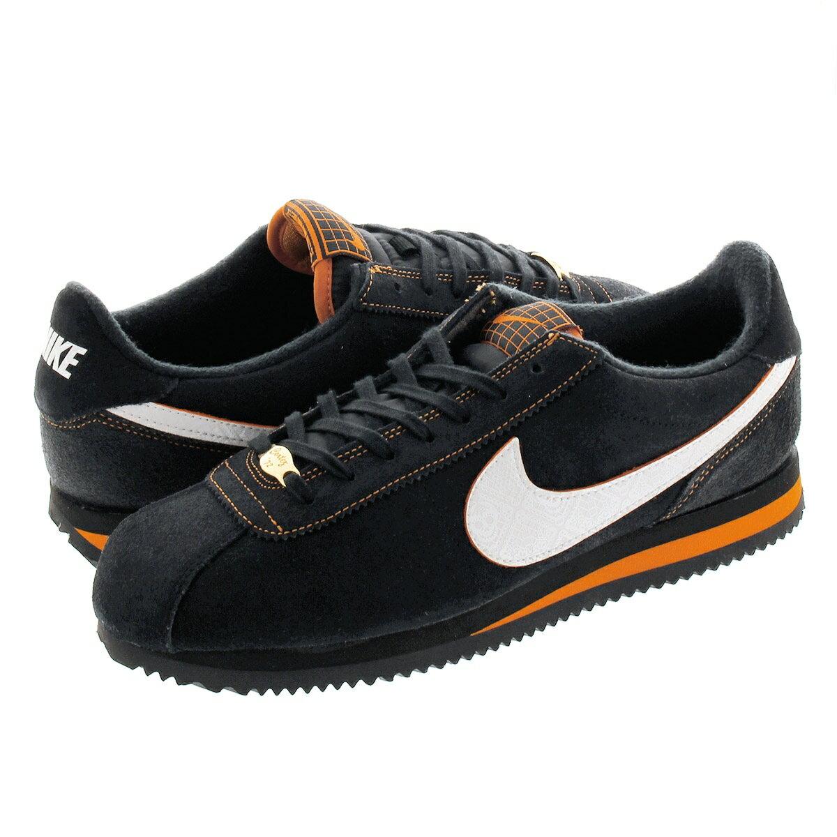 メンズ靴, スニーカー NIKE CORTEZ BASIC SE DAY OF THE DEAD SE BLACKWHITETOTAL ORANGE ct3731-001