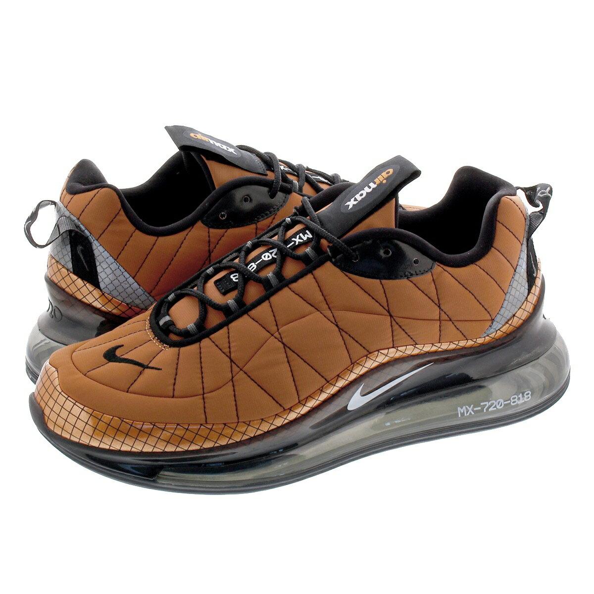 メンズ靴, スニーカー NIKE AIR MAX 720-818 720-818 METALLIC COPPERWHITEBLACKANTHRACITE bv5841-800