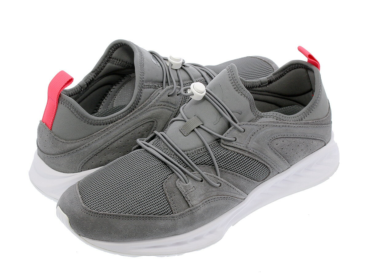 メンズ靴, スニーカー  PUMA BLAZE IGNIGHT PLUS GRAY 362515-02