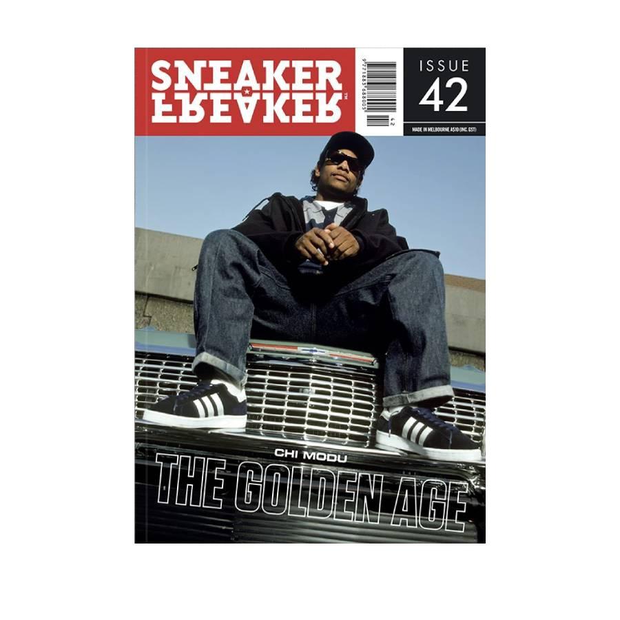洋書, ART & ENTERTAINMENT SNEAKER FREAKER MAGAZINE ISSUE 42 vol.42