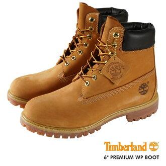 6Inch PREMIUM BOOT TIMBERLAND Timberland 6 inch boots WHEAT 10061