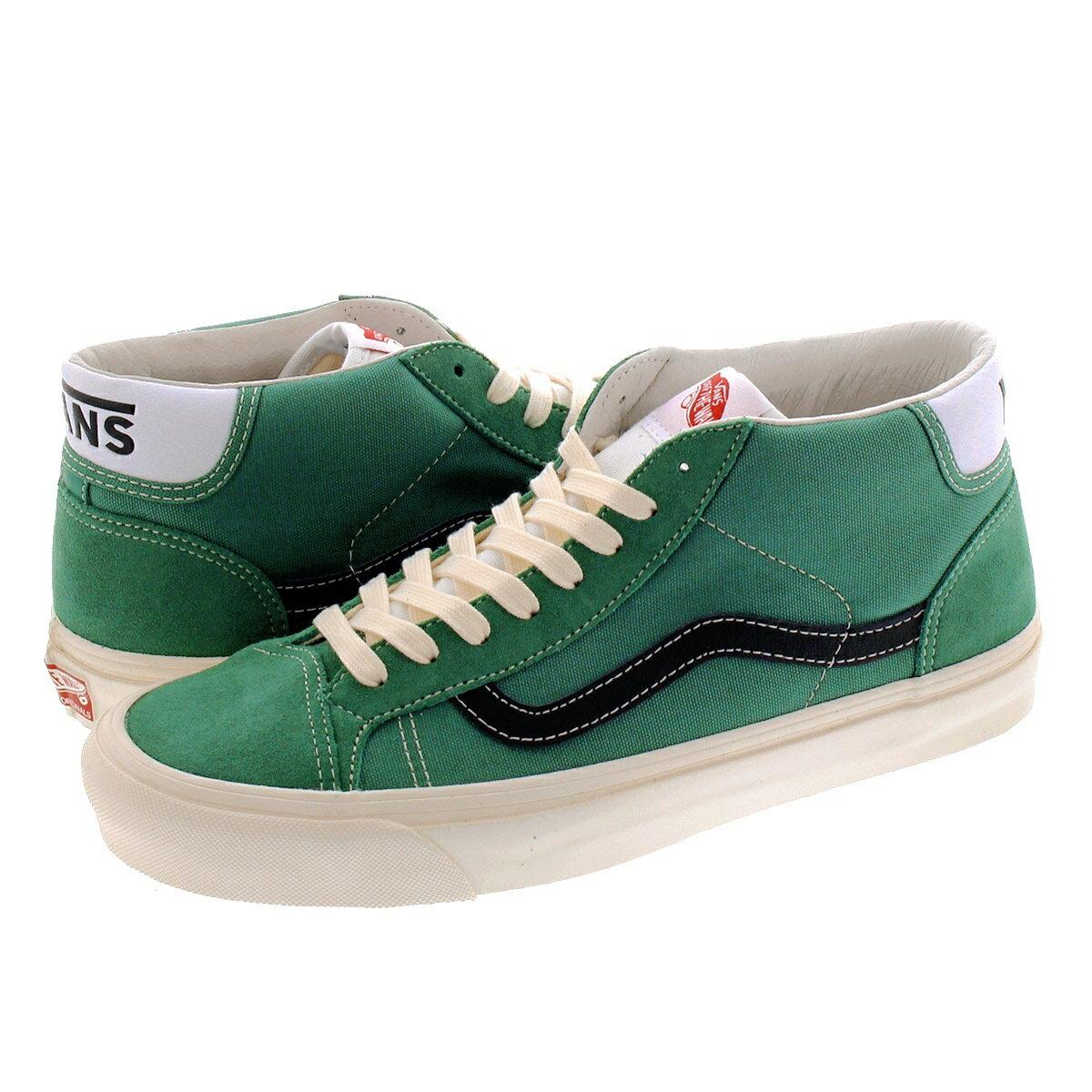 メンズ靴, スニーカー VANS VAULT OG MID SKOOL 37 LX OG 37 LX FIR vn-0a4btrvyx