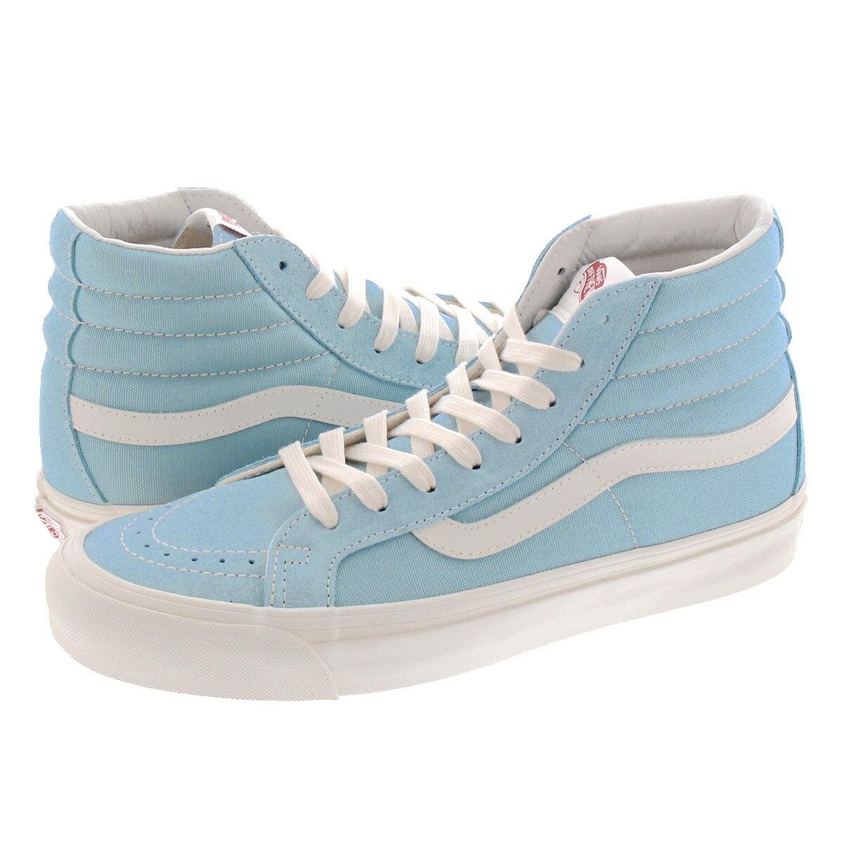 メンズ靴, スニーカー VANS VAULT OG SK8-Hi LX OG LX FRAGMENTMARSHMALLOW vn-0a4bvbvz5