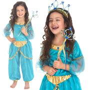 64f8343e98195 楽天市場  子供用プリンセスドレス  衣装 <アラビアン・プリンセス ...