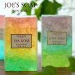 JOE'SSOAP(ジョーズソープ)グラスソープ石鹸洗顔料洗顔石鹸保湿泡透明ソープ100g顔やボディに使える!植物性グリセリンギフトやプレゼントにも最適!ラッピング対応可【楽ギフ_包装】
