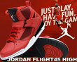 NIKEJORDANFLIGHT45HIGHg.red/wht-blk