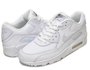 fc2d66fc5ead4 【アウトレット商品 454】OUTLET NIKE AIR MAX 90 LTR GS wht/wht-