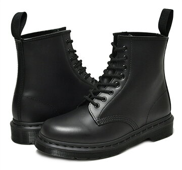 【送料無料ドクターマーチン8ホール】【14353001】Dr.Martens1460MONO8HOLEBOOTSMOOTHBLACK【ブーツ】...
