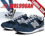 【送料無料ニューバランス996グレーレディースサイズ】NEWBALANCEMRL996DG