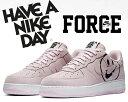 お得な割引クーポン発行中!!【あす楽 対応!!】【送料無料 ナイキ エアフォース 1】NIKE AIR FORCE 1 LV8 ND Have A Nike Day pink form/pink formblk bq9044-600 スニーカー ハブ ア ナイキ デイ ピンク