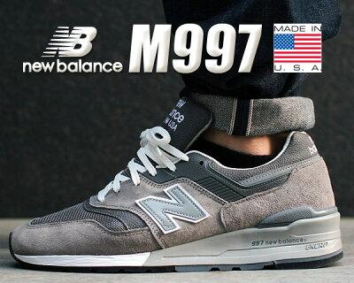 ニューバランス M997
