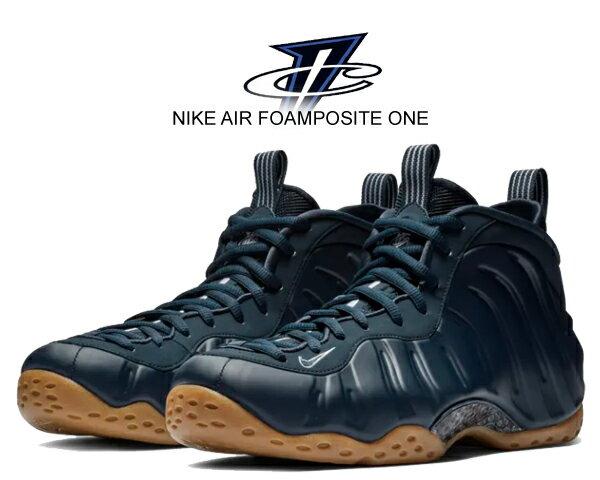 メンズ靴, スニーカー !! !! NIKE AIR FOAMPOSITE ONE midnight navymidnight navy 314996-405