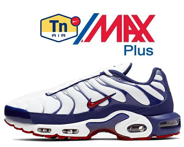 メンズ靴, スニーカー !! !! NIKE AIR MAX PLUS whitegym red cj9928-100 AM