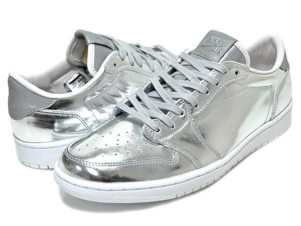 メンズ靴, スニーカー !! !! 1 NIKE AIR JORDAN 1 RETRO LOW OG PINNACLE m.slvwht
