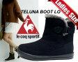 【le coq sportif (ルコック) レディースサイズ】le coq sportif TELUNA BOOT LO blk