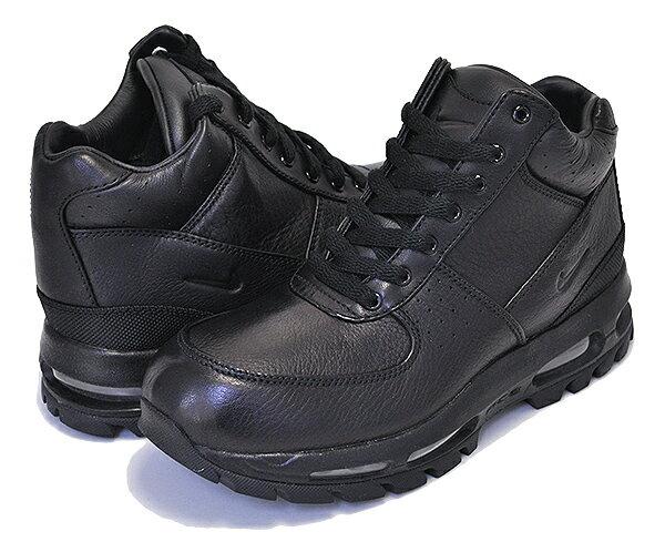 レディース靴, スニーカー !! !! GSNIKE AIR MAX GOADOME(GS) blackblack-metallic silver ACG
