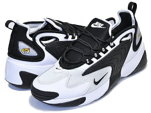 メンズ靴, スニーカー !! !! 2KNIKE ZOOM 2K whiteblack DAD SHOES