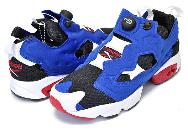 メンズ靴, スニーカー !! !! REEBOK INSTA PUMP FURY OG blackroyal-white-red m40934 25 TRICOLOR