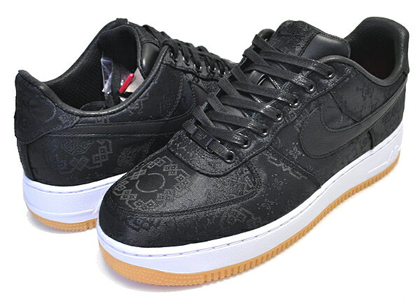 メンズ靴, スニーカー !! !! 1 07 NIKE AIR FORCE 1 CLOTFRAGMENT DESIGN blackuniversity red-white cz3986-001 Black Silk AF1